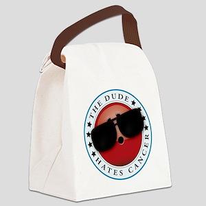 TDHC logo Canvas Lunch Bag