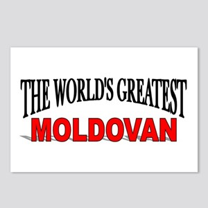 """""""The World's Greatest Moldovan"""" Postcards (Package"""