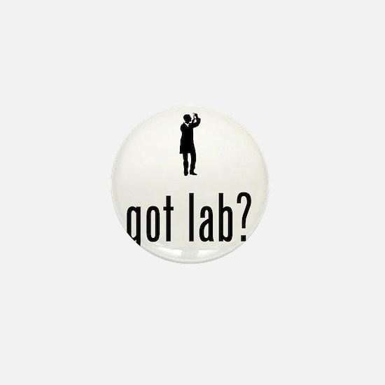 Lab-Technician-02-A Mini Button