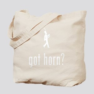 Marching-Band---French-Horn-02-B Tote Bag