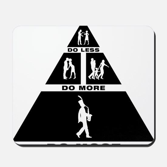 Marching-Band---Saxophone-11-A Mousepad