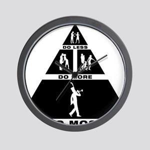 Marching-Band---Trumpet-11-A Wall Clock