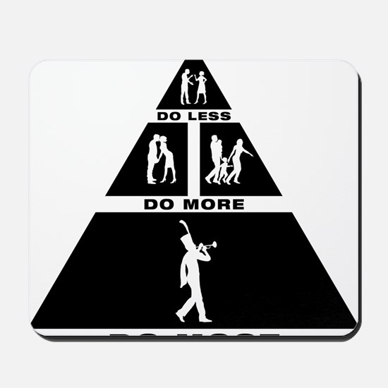 Marching-Band---Trumpet-11-A Mousepad