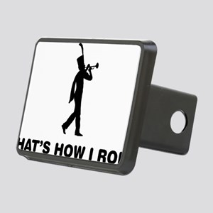 Marching-Band---Trumpet-12 Rectangular Hitch Cover