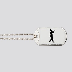Marching-Band---Trumpet-12-A Dog Tags