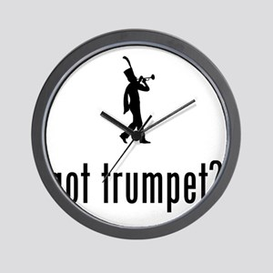 Marching-Band---Trumpet-02-A Wall Clock