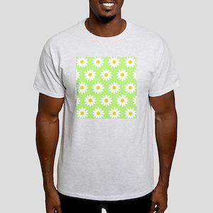shower daisy green Light T-Shirt