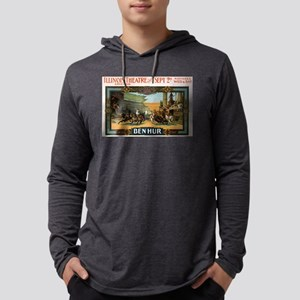 Ben Hur 3 - Strobridge - 1901 Long Sleeve T-Shirt