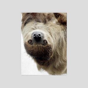 Sloth 84 inch 5'x7'Area Rug