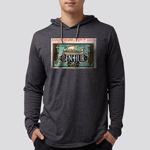 Ben Hur 4 - Strobridge - 1901 Long Sleeve T-Shirt