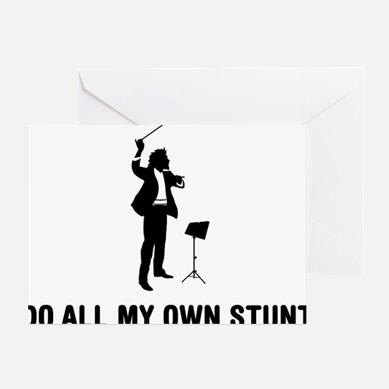 Music-Conductor-03-A Greeting Card