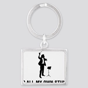 Music-Conductor-03-A Landscape Keychain
