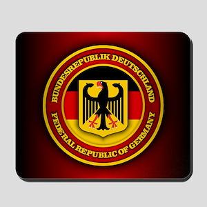 German Emblem Mousepad