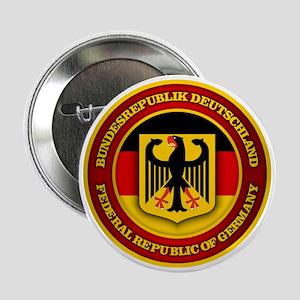 """German Emblem 2.25"""" Button"""