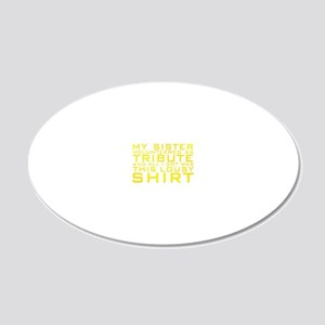 The Hunger Games - This lous 20x12 Oval Wall Decal