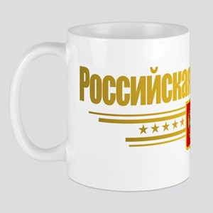 Russia (front) Mug