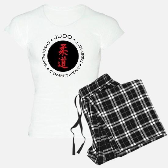 Judo Logo circle Pajamas