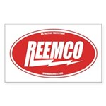 Reemco Sticker (Rect.)
