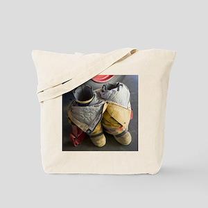 TURNOUT GEAR Tote Bag
