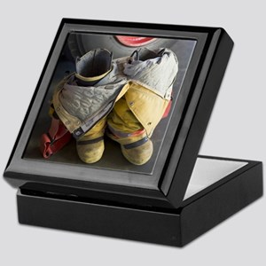TURNOUT GEAR Keepsake Box