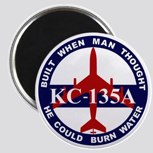 KC-135A - Built When Man Thought He Could B Magnet