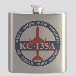 KC-135A - Built When Man Thought He Could Bu Flask