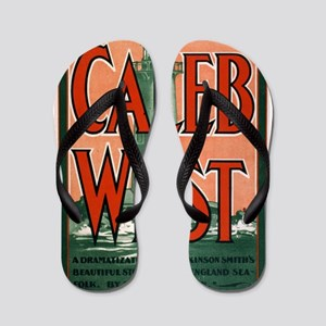 Caleb West - Strobridge - 1900 Flip Flops