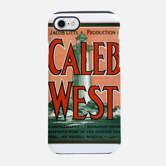 Caleb West - Strobridge - 1900 iPhone 7 Tough Case