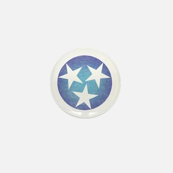 Cool Blue Tennessee Mini Button