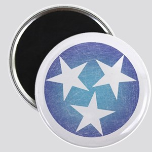 Cool Blue Tennessee Magnet