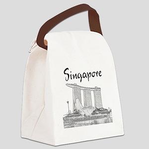 Singapore_10x10_v1_MarinaBaySands Canvas Lunch Bag