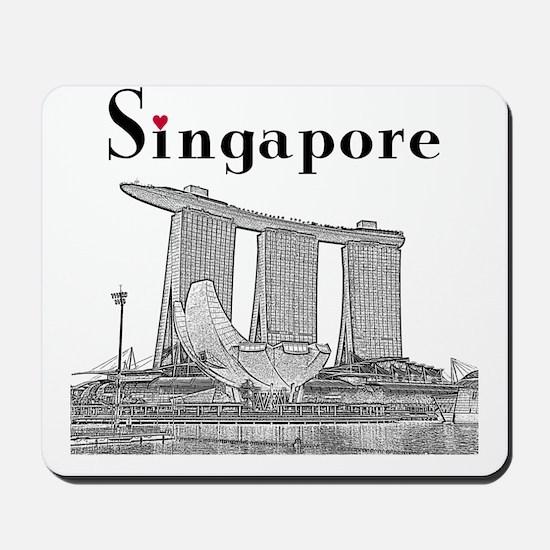 Singapore_10x10_v2_MarinaBaySandsMuseum_ Mousepad