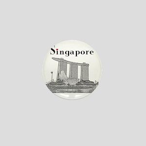 Singapore_10x10_v2_MarinaBaySandsMuseu Mini Button