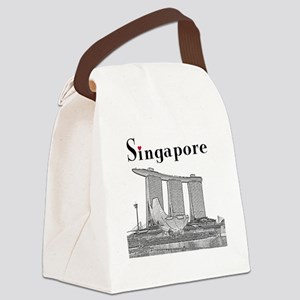 Singapore_10x10_v2_MarinaBaySands Canvas Lunch Bag