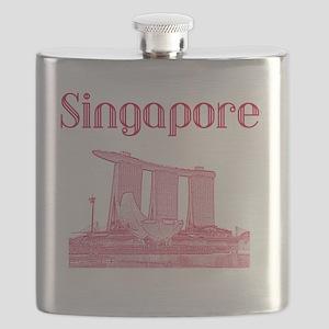 Singapore_12X12_MarinaBaySandsMuseum_Red Flask