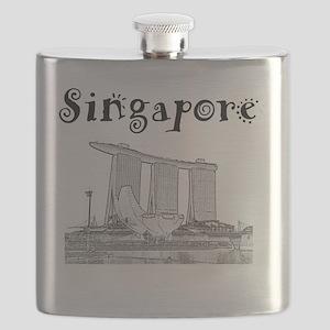 Singapore_12X12_MarinaBaySandsMuseum_Black Flask