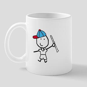 Boy & Clarinet Mug