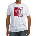 Year of the Monkey Fitted T-Shirt