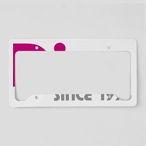 Diva Since 1996 License Plate Holder
