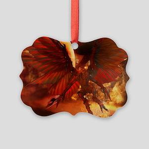 tpoa_Rectangular Canvas Pillow Picture Ornament