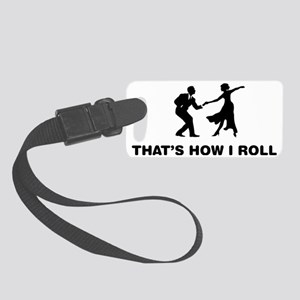 Swing-Dancing-12-A Small Luggage Tag