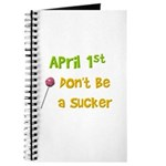 April 1st Sucker Journal