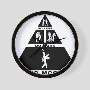 Marching-Band---Bass-Cymbal-11-A Wall Clock