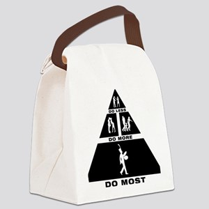 Marching-Band---Bass-Cymbal-11-A Canvas Lunch Bag
