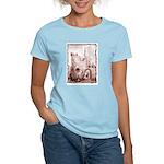 Crumbling Castle Women's Light T-Shirt