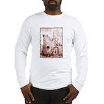 Crumbling Castle Long Sleeve T-Shirt