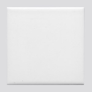 Just-Married-06-B Tile Coaster