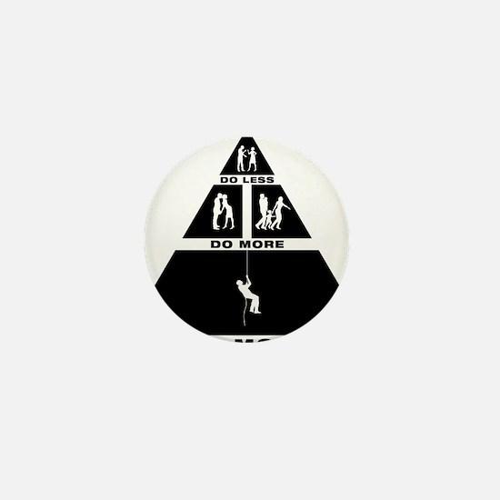 Abseiling-11-A Mini Button