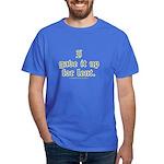Catholic Lent Joke Dark T-Shirt