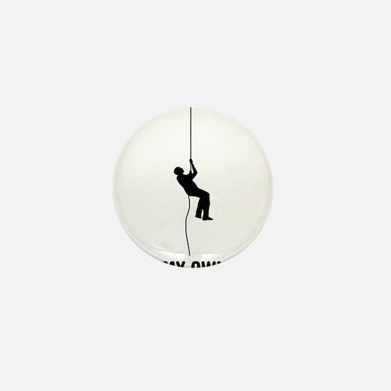 Abseiling-03-A Mini Button